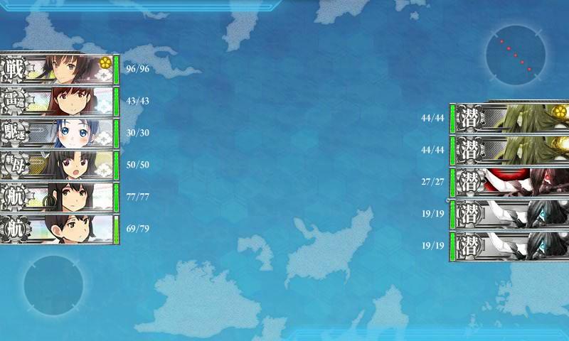 5-2、北航路潜水艦戦